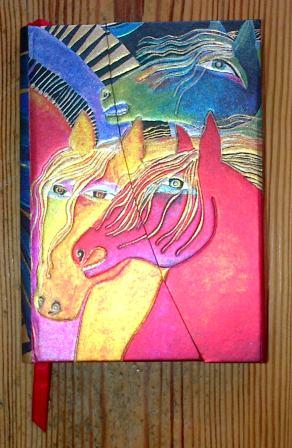 Horses paperblanks notebook - We Sat Down