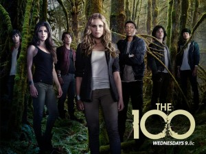 The-100-cast-season-one